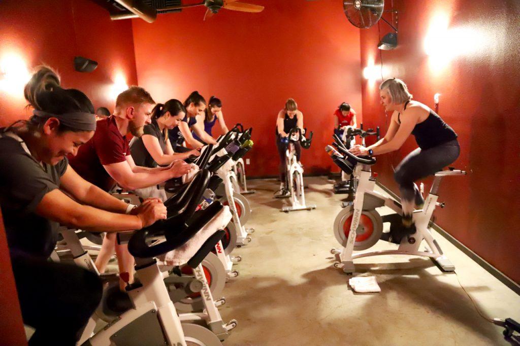 TCY Cycling Class
